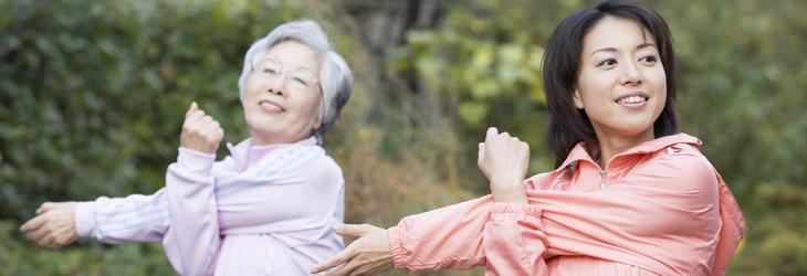 高齢者の運動を指導する際の注意点 | 日本介護予防協会
